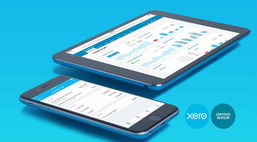 Introduces Xero Cloud based accounting software to small and medium enterprises